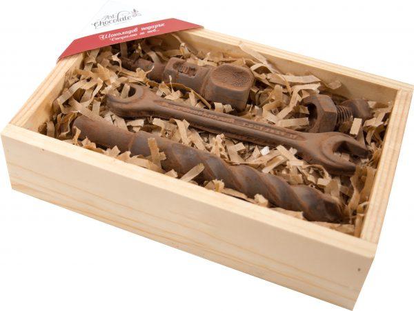 домашен майстор комплект шоколад